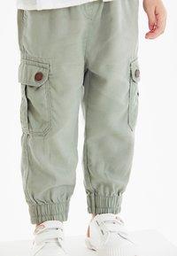 Next - Cargo trousers - khaki - 1