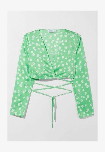 Camicetta - green