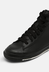 Diesel - S-ASTICO MID CUT - High-top trainers - black - 6
