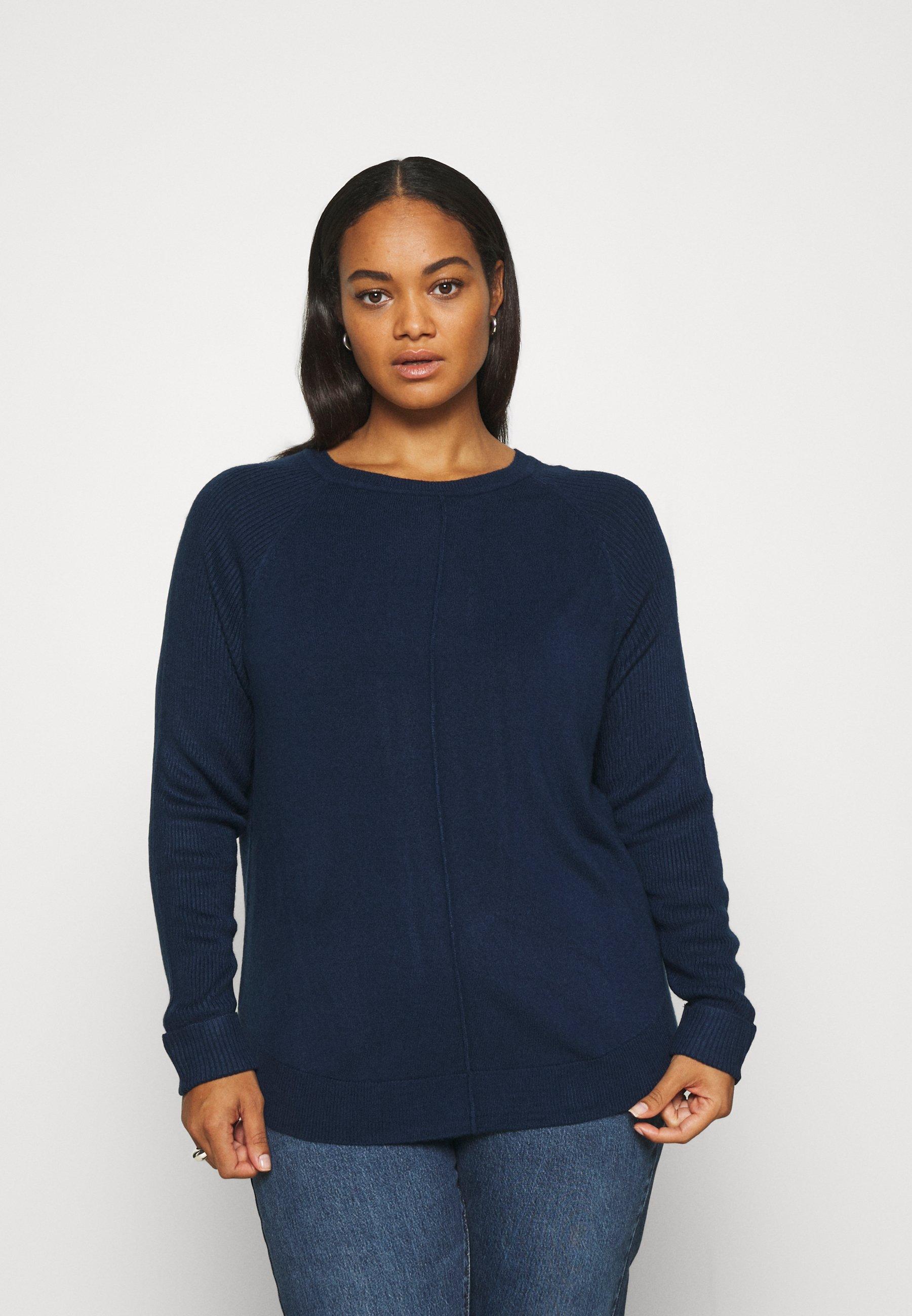Femme CASH LIKE SLEEVE JUMPER - Pullover