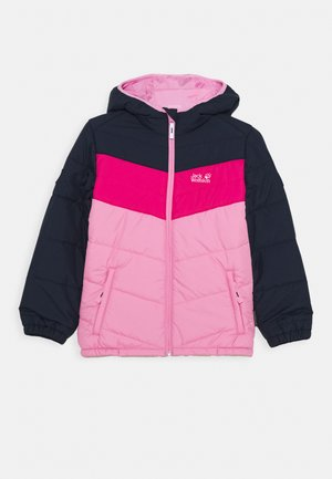 THREE HILLS JACKET KIDS - Winter jacket - brilliant rose