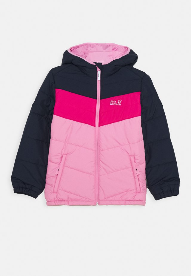 THREE HILLS JACKET KIDS - Winterjas - brilliant rose
