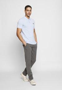 Lyle & Scott - PLAIN - Polo shirt - pool blue - 1