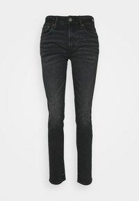 American Eagle - Slim fit jeans - washed black - 3