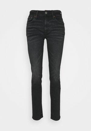 Jean slim - washed black