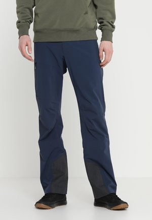TOURING PROOF PANT MEN - Outdoor trousers - tarn blue