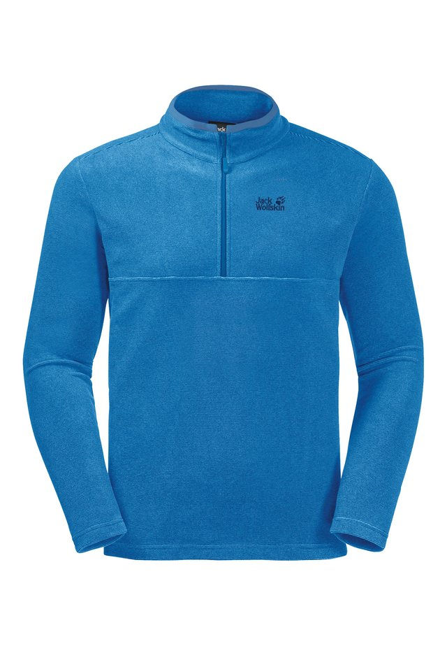 ARCO - Fleecepullover - brilliant blue stripes