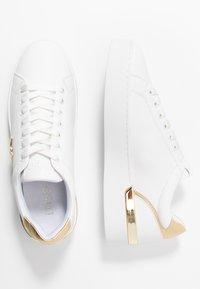 Liu Jo Jeans - SILVIA - Sneakers laag - white - 3