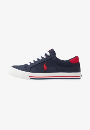 EVANSTON - Baskets basses - navy/red