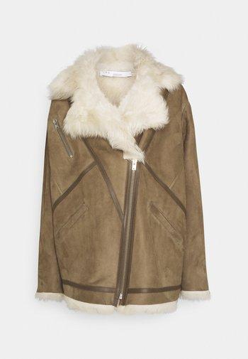 MURKY - Winter coat - grey