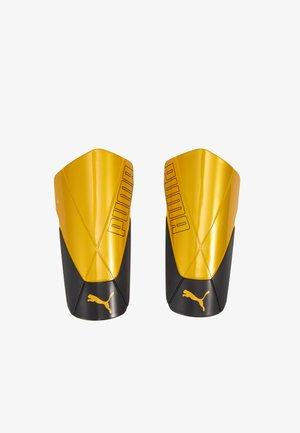 PRO FLEX SLEEVE - Shin pads - ultra yellow/black