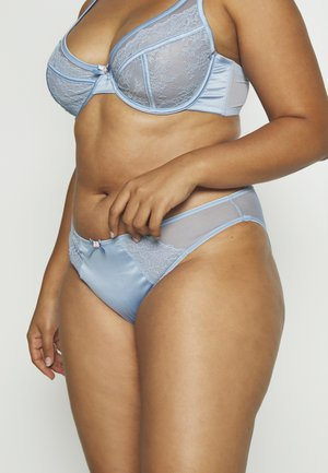 FELICITY HAYWARD BABY BRAZILIAN BRIEF CURVE - Slip - blue