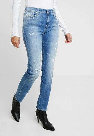 VIVY - Straight leg jeans - medium blue