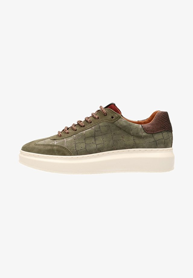 MOSS - Trainers - green