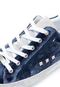 KUNOKA - ALEX - Sneakers laag - petrol - 4