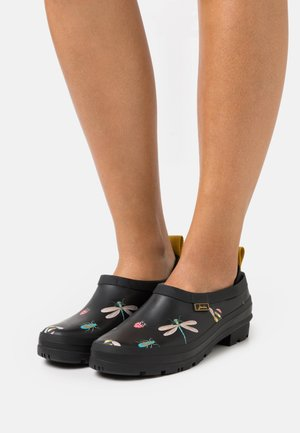 POP ON - Slip-ons - black