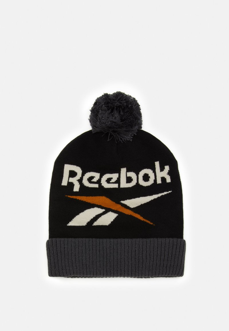 Reebok Classic - WINTER ESCAPE BEANIE UNISEX - Čepice - black