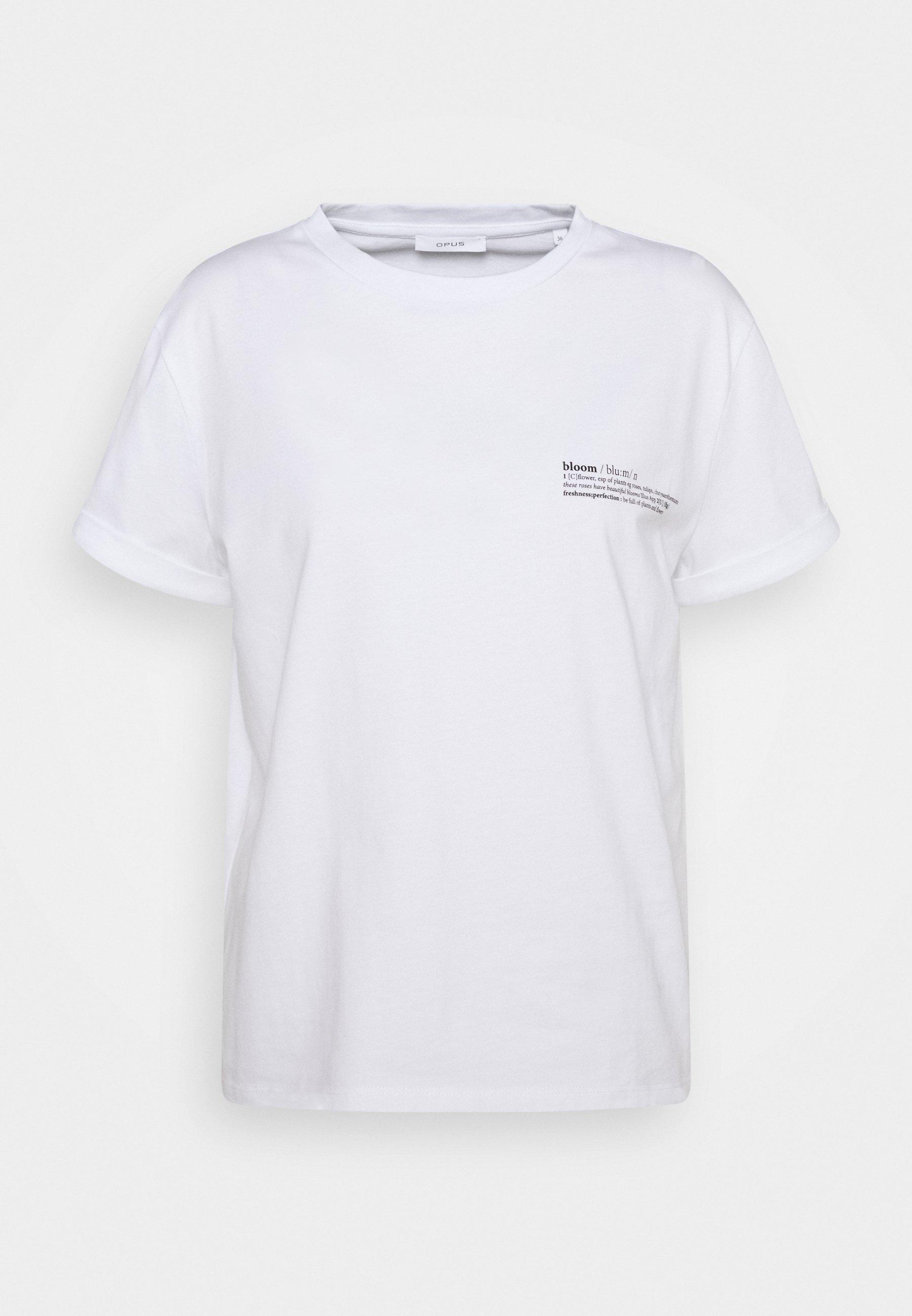 Women SERZ BLOOM - Print T-shirt