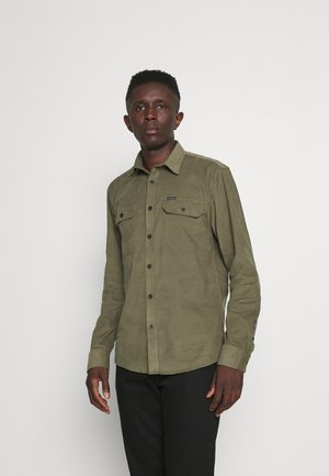 WORKER  SHIRT - Camisa - army