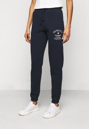 COMMENDED TRACKPANTS  - Pantaloni sportivi - navy