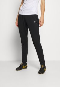 Under Armour - CHALLENGER TRAIN PANT - Pantalones deportivos - black - 0