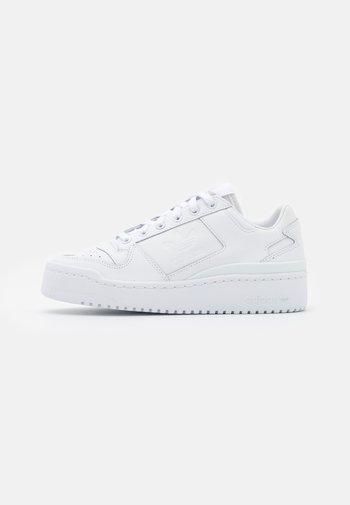 FORUM BOLD - Sneakers basse - footwear white/core black