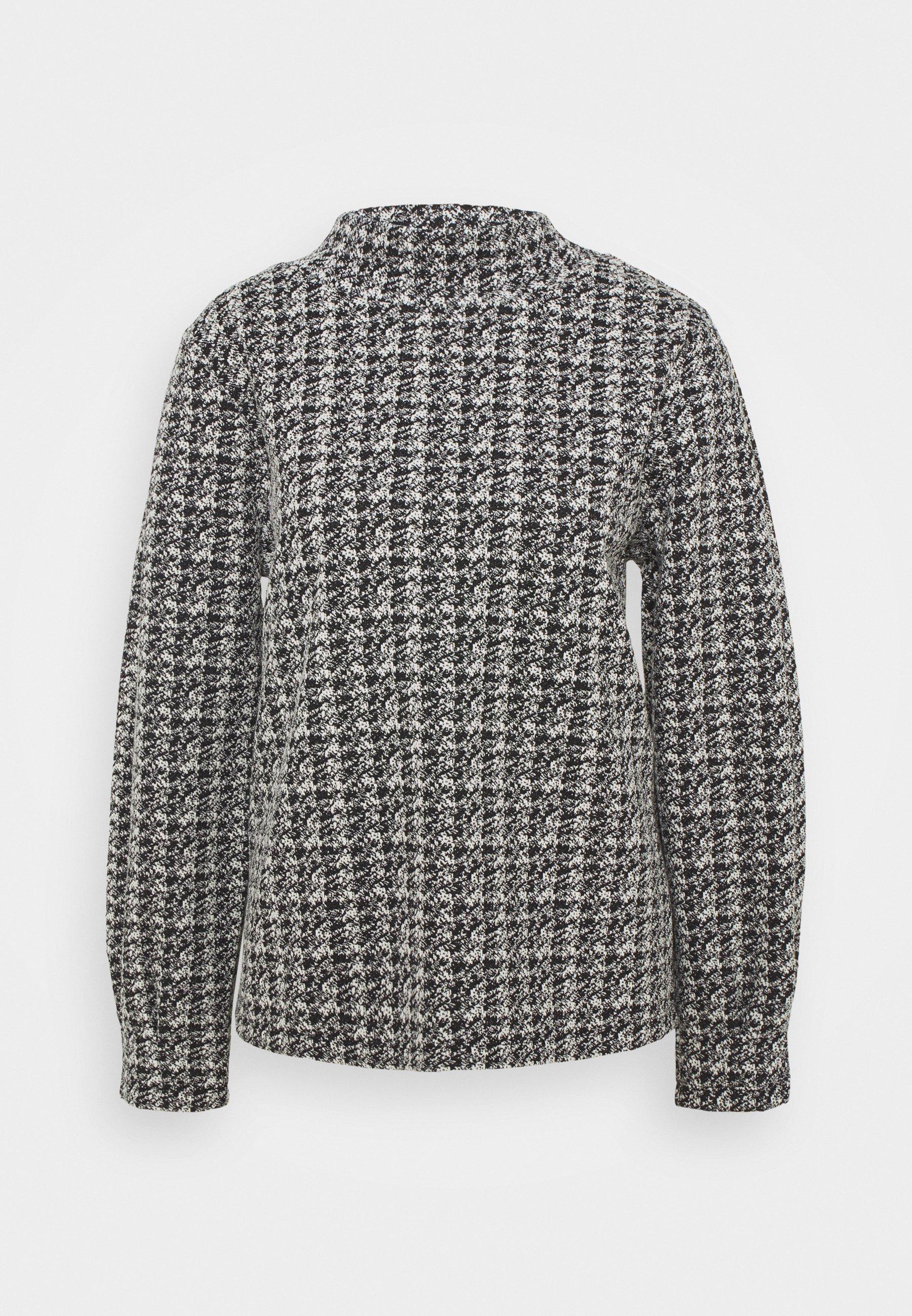 Women CHARLIE TUCK SLEEVE BLOUSON JUMPER - Sweatshirt