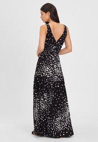 LASCANA - Maxi dress - schwarz-weiß-bedruckt - 2