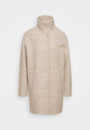 NOVA SOLID - Klasický kabát - light beige