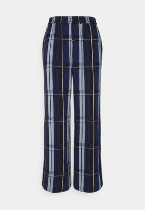 SADIE PANTS - Kalhoty - twilight blue