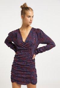 myMo - Day dress - lila - 0