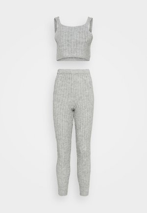 COZY SET - Top - grey