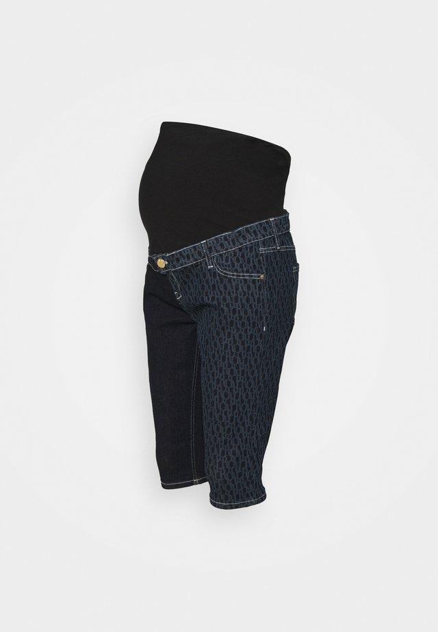 Jeansshorts - dark auth