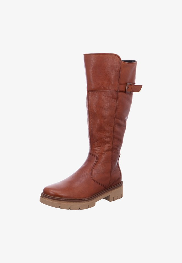 RIVA - Boots - brown
