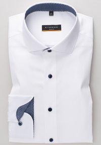 Eterna - SLIM FIT - Shirt - weiß - 4