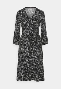 Anna Field - Day dress - black/white - 0