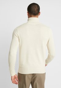 Jack & Jones - JORCLAY ROLL NECK - Trui - silver birch - 2