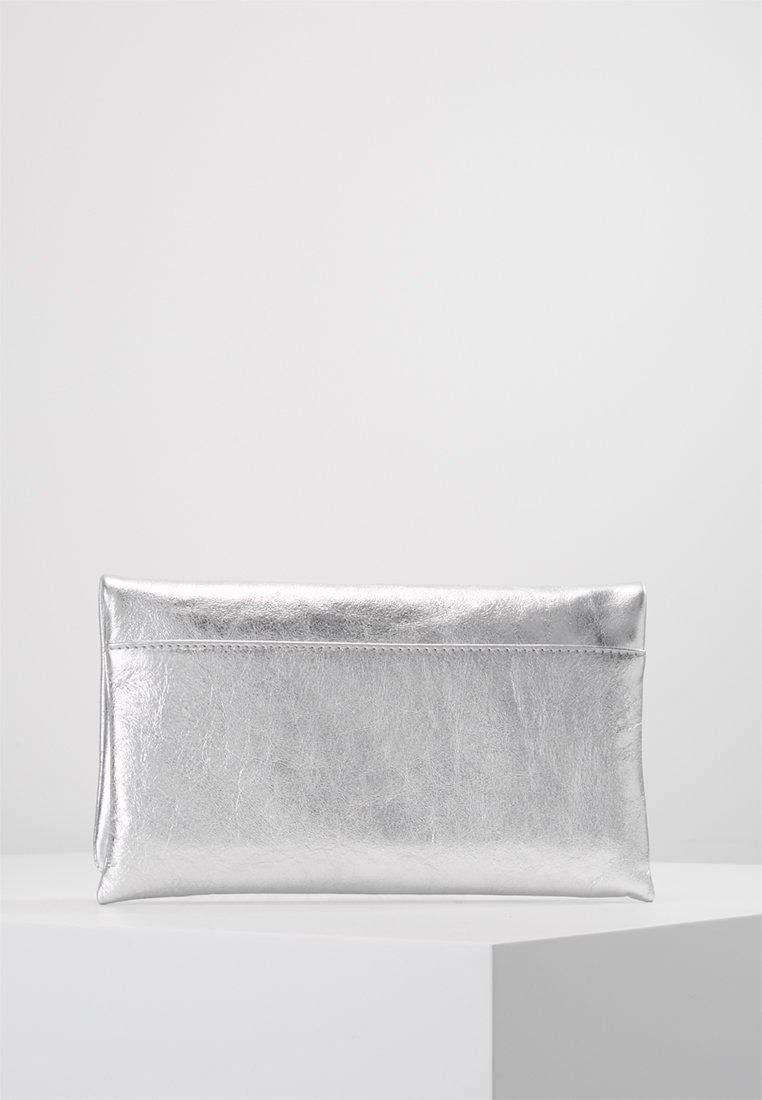 Abro Kuvertväska - silver