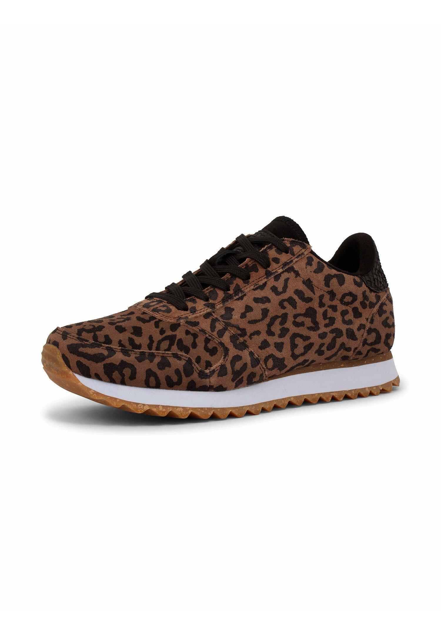 Woden YDUN SUEDE Sneaker low brown/braun