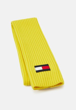BIG FLAG SCARF - Sjaal - yellow
