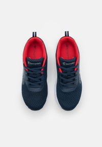 Champion - LOW CUT SHOE BOLD - Sports shoes - navy/red/yellow - 3