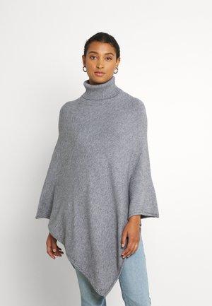 Ponczo - grey