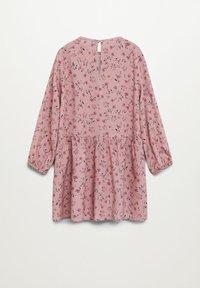 Mango - ROSINA - Day dress - lyserød - 1