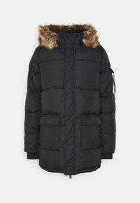 Sixth June - BASIC - Zimní kabát - black - 0