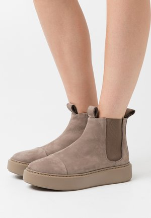 CPH454 - Ankle boots - taupe