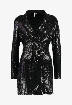 FABULOUS SEQUIN SUIT DRESS - Juhlamekko - black