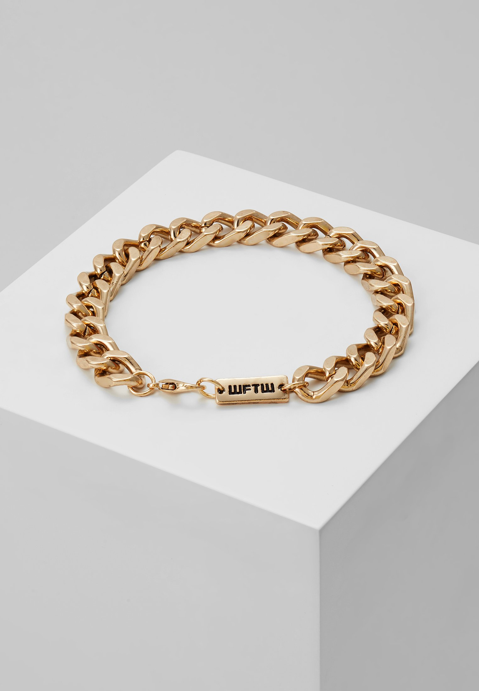 Wild For The Weekend BILLY BOI LARGE - Armbånd - antique gold/gull VGT037keYHRiMLc