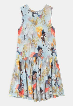 CANDECE - Jersey dress - multi-coloured