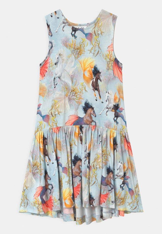 CANDECE - Jerseyklänning - multi-coloured