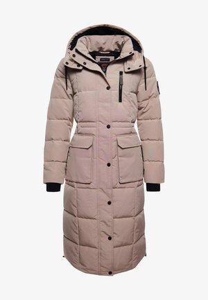 Winter coat - stone wash
